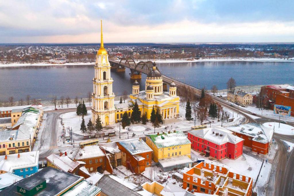 Церковь Славы Божьей, пастор Илья Федоров, рыбинск