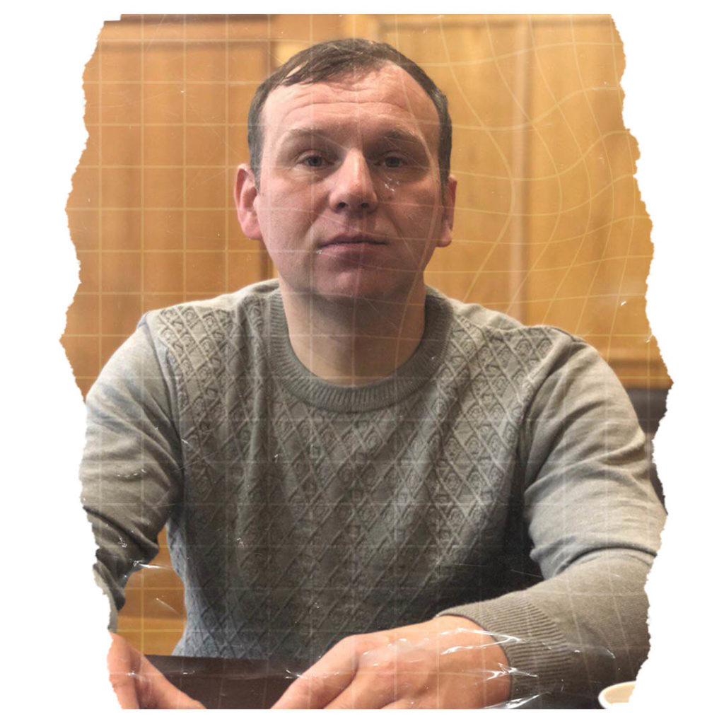 Жигарев Евгений, Церковь Славы Божьей, пастор Илья Федоров, Архангельск